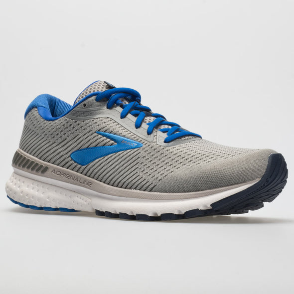 Brooks Adrenaline GTS 20 Men's Gray/Blue/Navy