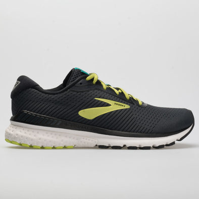 Brooks Adrenaline GTS 20 Men's Black/Lime/Blue Grass
