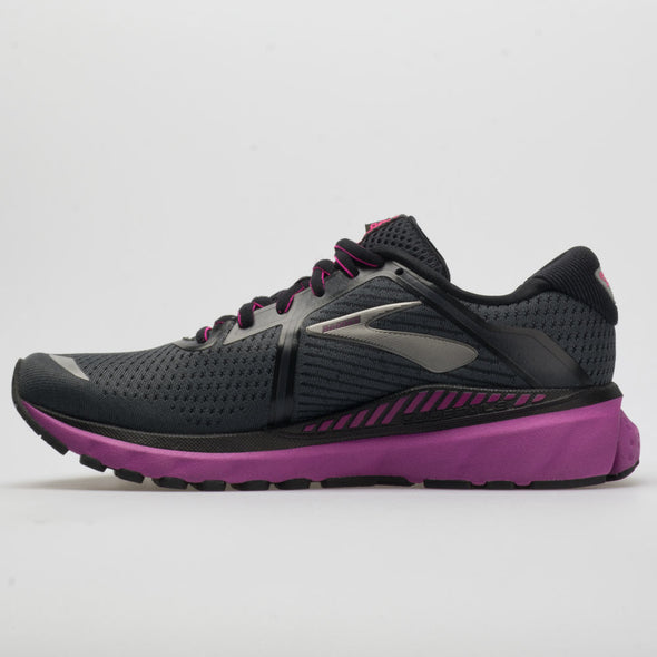 Brooks Adrenaline GTS 20 Women's Ebony/Black/Hollyhock