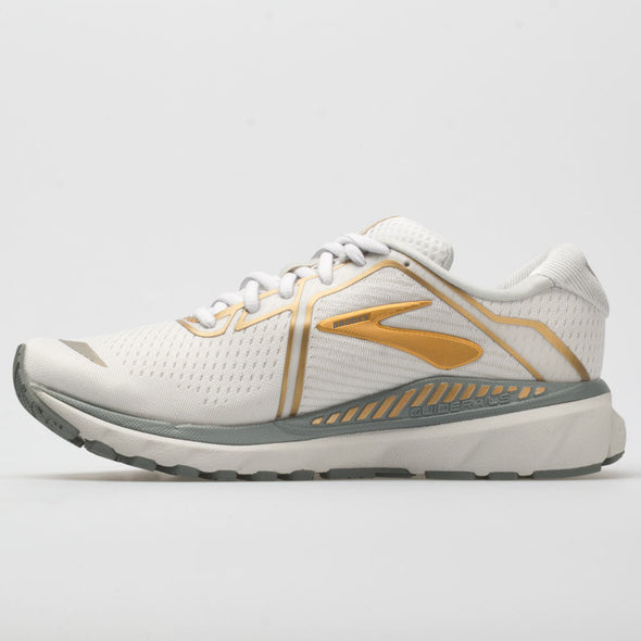 Brooks Adrenaline GTS 20 Women's White/Gray/Gold