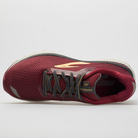Brooks Adrenaline GTS 20 Women's Red/Gold/Ebony