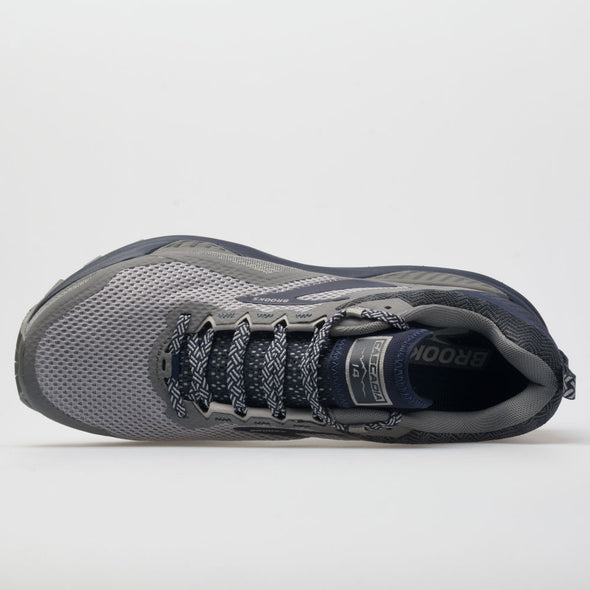 Brooks Cascadia 14 Men's Gray/Navy