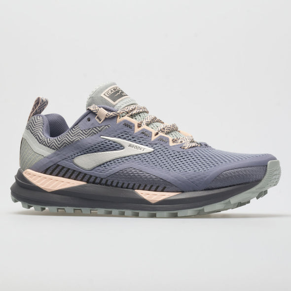 Brooks Cascadia 14 Women's Gray/Pale Peach/Pearl