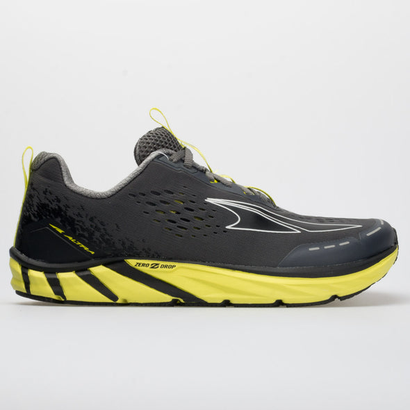 Altra Torin 4 Men's Gray/Lime