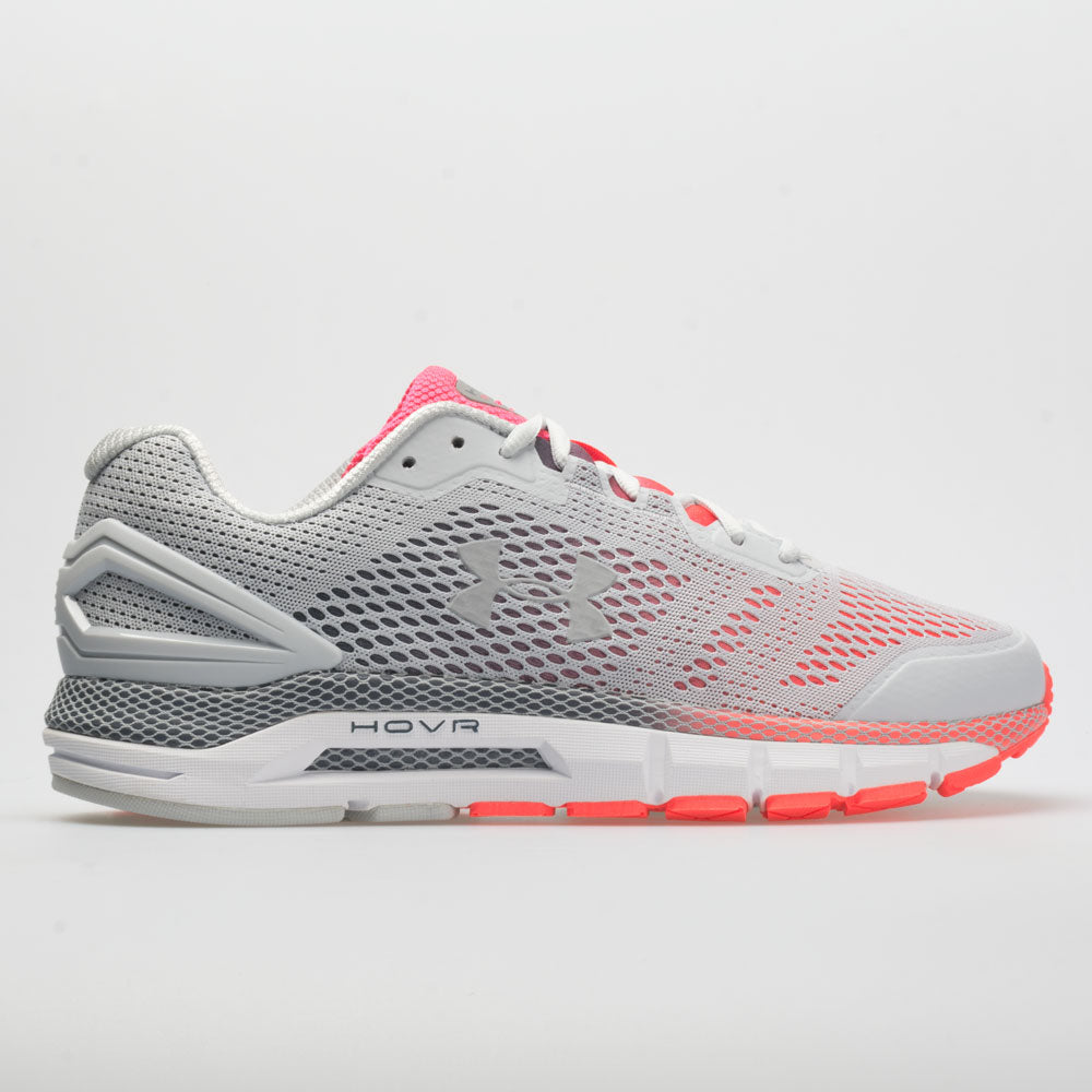 timeless design c45ee 347ee Under Armour HOVR Guardian Men's Halo Gray/Beta Red