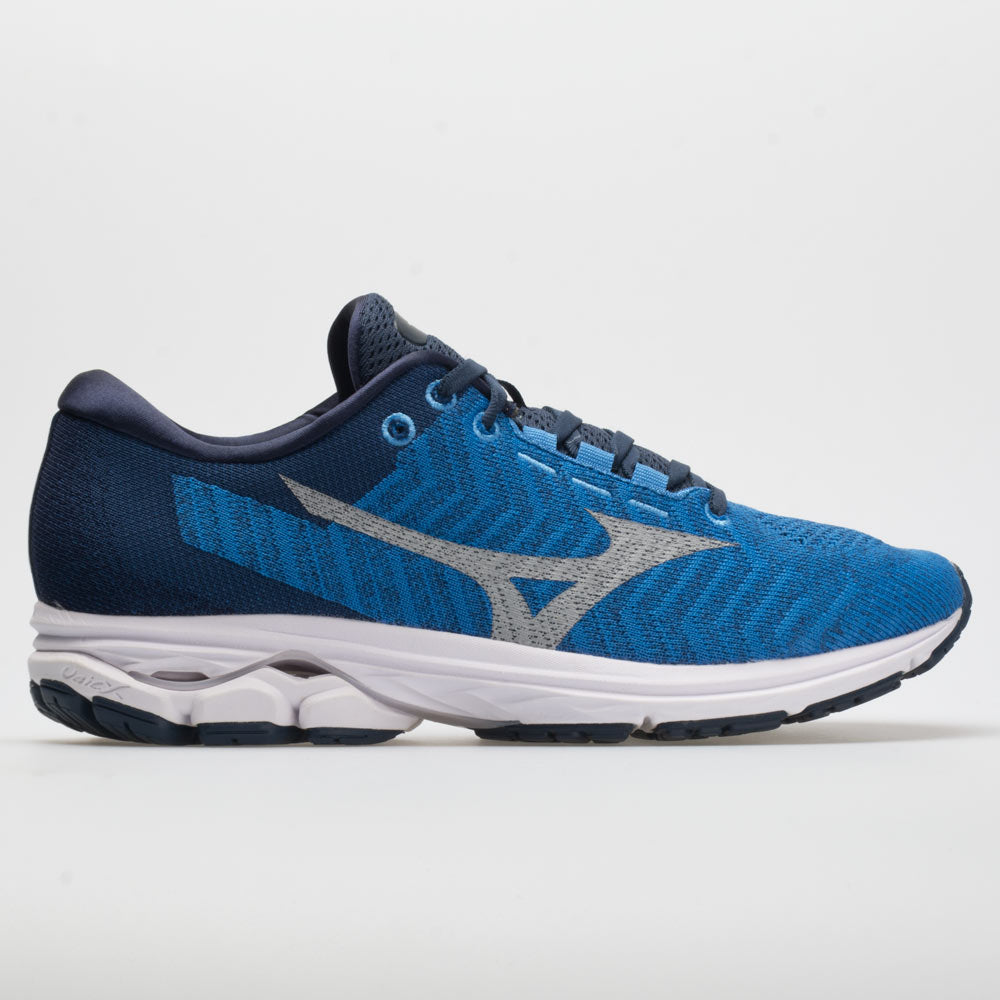 Mizuno Wave Rider Waveknit 3 Men's Running Shoes Campanula/Vapor Blue Size 10 Width D - Medium