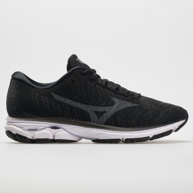 Mizuno Wave Rider Waveknit 3 Women's Black/Dark Shadow