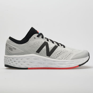 New Balance Fresh Foam Vongo v4 Men's Light Aliminum/Black/Energy Red