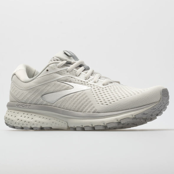 Brooks Ghost 12 Women's Oyster/Alloy/White