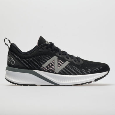 New Balance 870v5 Women's Black/White/Oxygen Pink