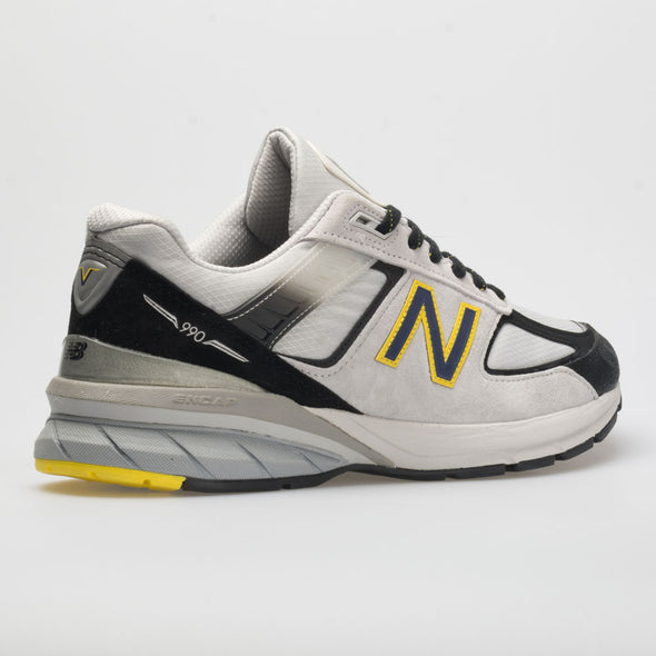 New Balance 990v5 Men's Silver/Black