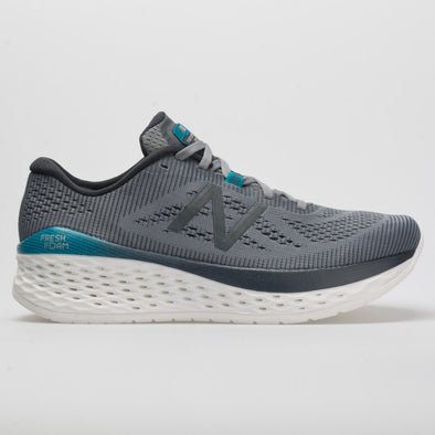 New Balance Fresh Foam More Men's Gunmetal/Leasd/Deep Ozone Blue