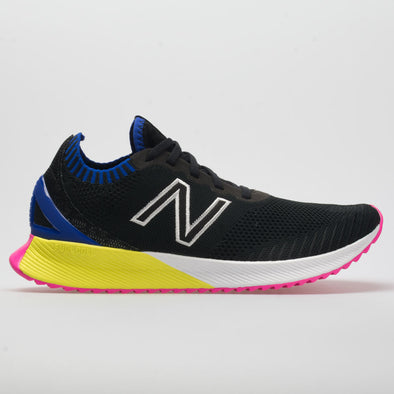 New Balance FuelCell Echo Men's Black/UV Blue/Sulphur Yellow