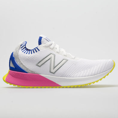 New Balance FuelCell Echo Women's White/UV Blue/Peony