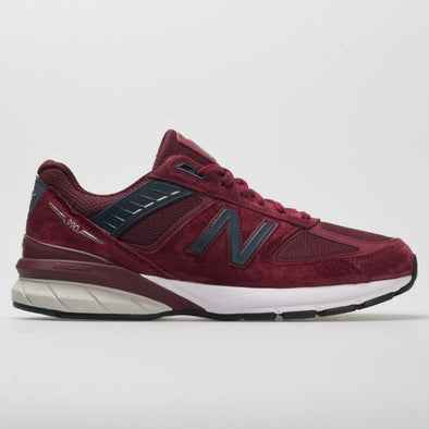New Balance 990v5 Men's Burgundy/Navy