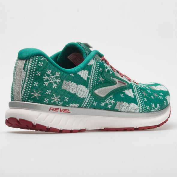 Brooks Revel 3 Ugly Sweater Women's Green