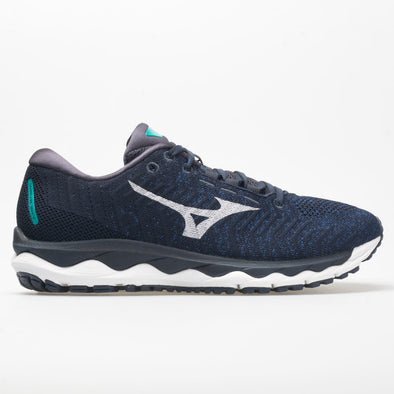 Mizuno Wave Sky Waveknit 3 Men's True Blue/Nimbus Cloud