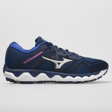 Mizuno Wave Horizon 4 Women's Medieval Blue/Silver
