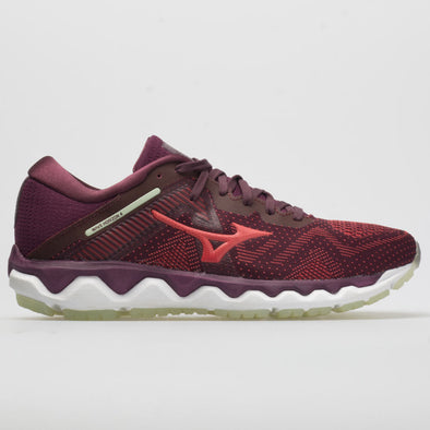 Mizuno Wave Horizon 4 Women's Mauve Wine/Cayenne