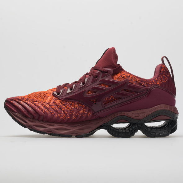 Mizuno Creation Waveknit 2 Men's Tangerine Tango/Tawny Port