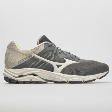 Mizuno Wave Inspire 16 Men's Steel Gray/Marshmellow
