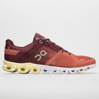 On Cloudflow 2020 Men's Rust/Limelight