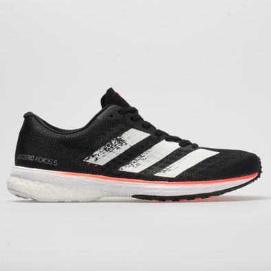 adidas adizero Adios 5 Women's Core Black/White/Glory Pink