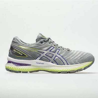 ASICS GEL-Nimbus 22 Women's White/Pure Silver