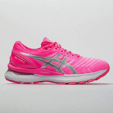 ASICS GEL-Nimbus 22 Women's Hot Pink/Pure Silver