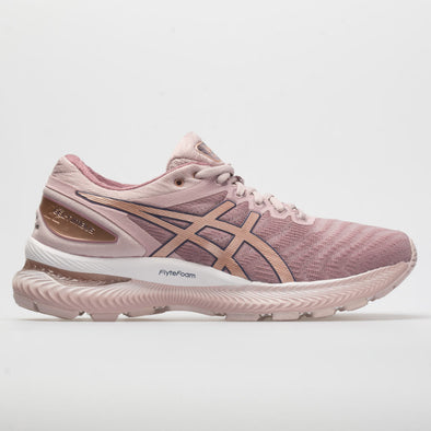 ASICS GEL-Nimbus 22 Women's Watershed Rose/Rose Gold