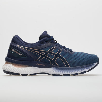 ASICS GEL-Nimbus 22 Women's Gray Floss/Peacoat