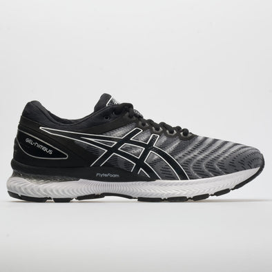 ASICS GEL-Nimbus 22 Men's White/Black