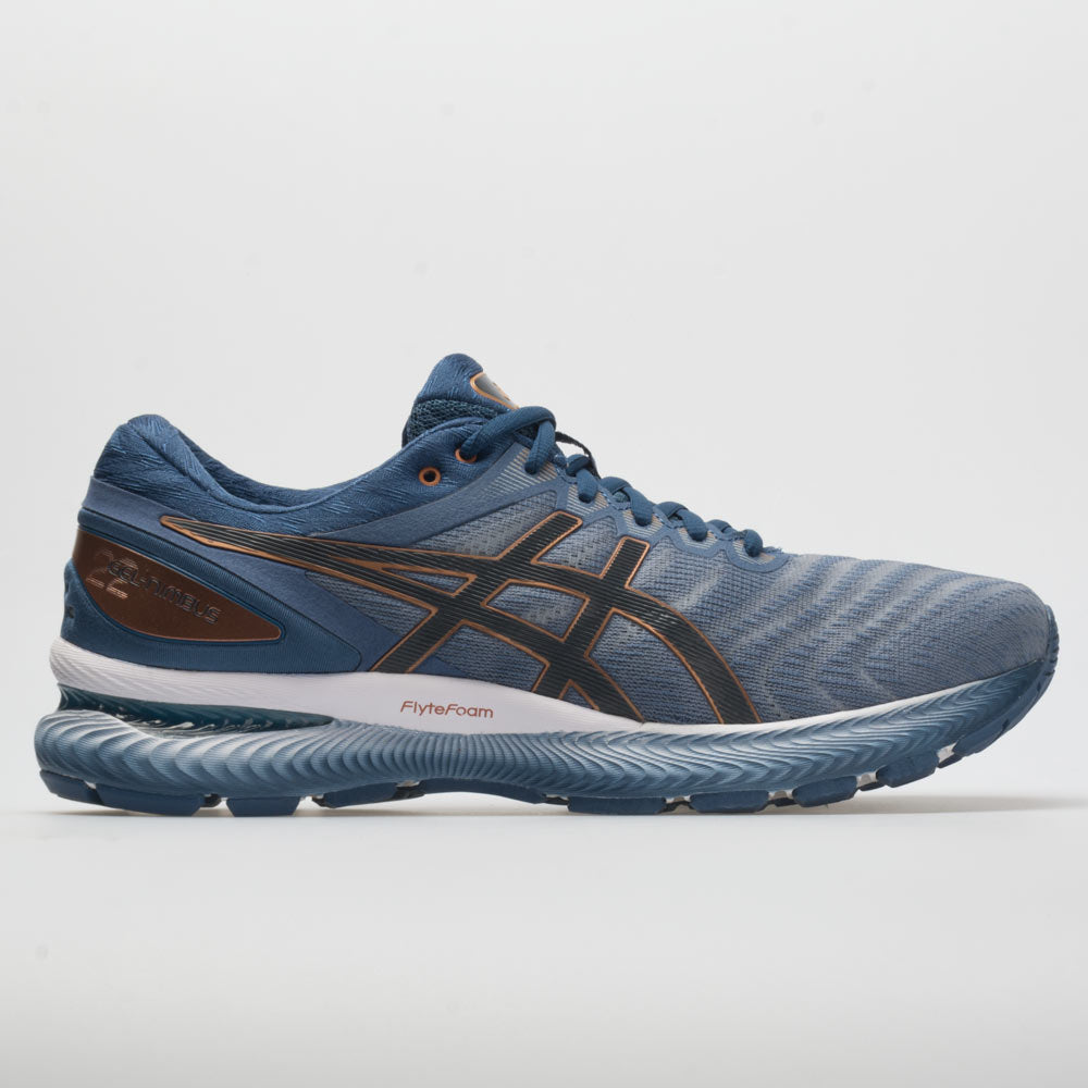 ASICS GEL Nimbus 22 Men's Sheet RockGraphite Gray