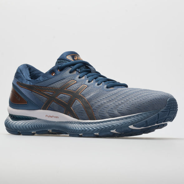 ASICS GEL-Nimbus 22 Men's Sheet Rock/Graphite Gray