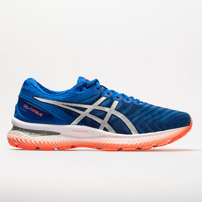 ASICS GEL-Nimbus 22 Men's Tuna Blue/Pure Silver