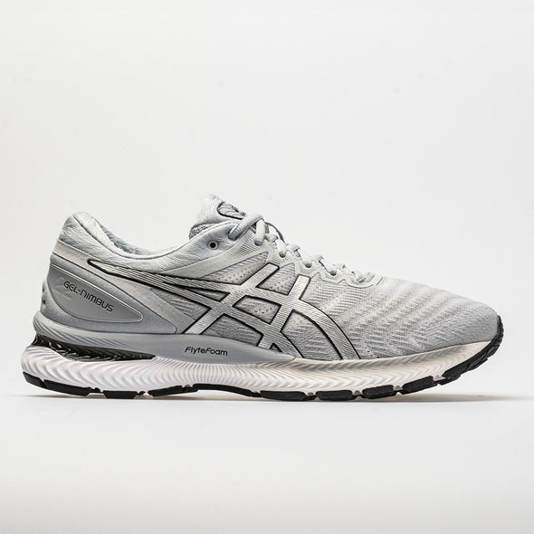 ASICS GEL-Nimbus 22 Men's White/Pure Silver