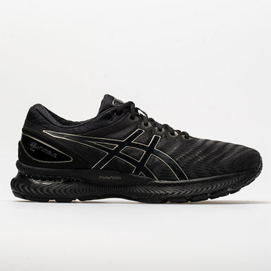 ASICS GEL-Nimbus 22 Men's Black/Black