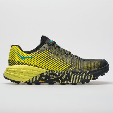 Hoka One One Speedgoat EVO Men's Citrus/Black