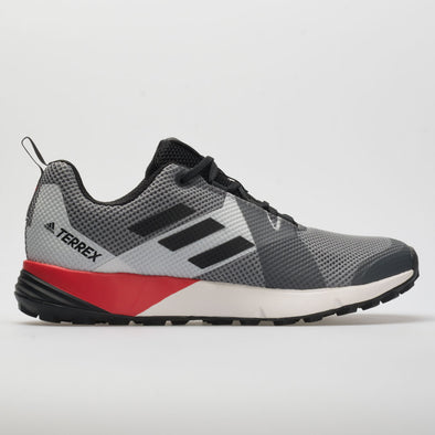 adidas Terrex Two Men's Grey/Black/Active Red