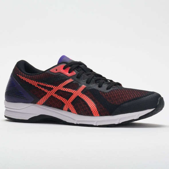 ASICS Heatracer 2 Men's Black/Flash Coral