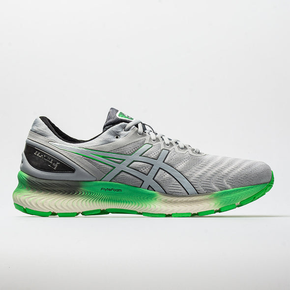 ASICS GEL-Nimbus Lite Men's White/Piedmont Gray/Green