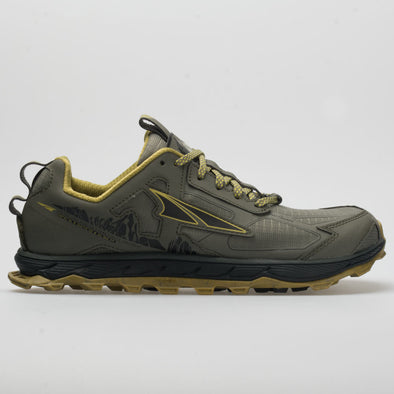 Altra Lone Peak 4.5 Men's Olive/Willow