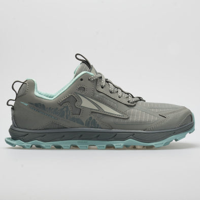 Altra Lone Peak 4.5 Women's Natural Gray/Light Turquoise