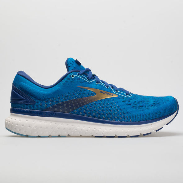 Brooks Glycerin 18 Men's Blue/Mazarine/Gold