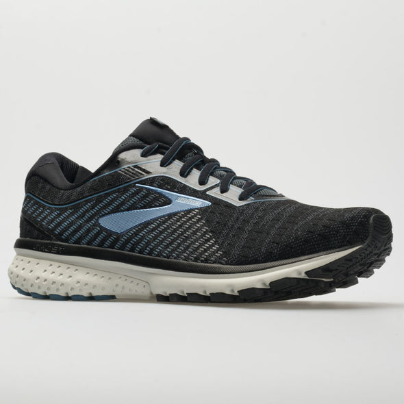 Brooks Ghost 12 Men's Black/Gray/Stellar