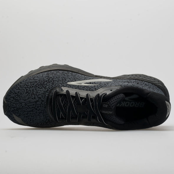 Brooks Adrenaline GTS 20 Knit Men's Black/Ebony