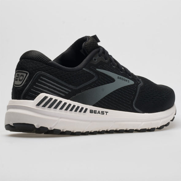 Brooks Beast 2020 Men's Black/Ebony/Gray