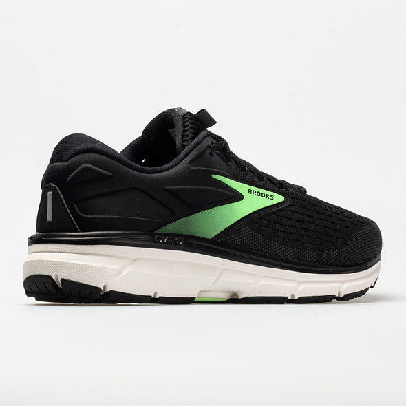 Brooks Dyad 11 Women's Black/Ebony/Green