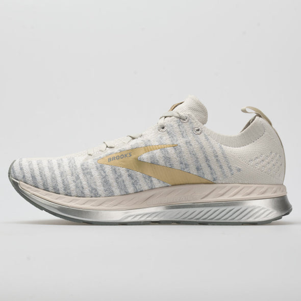 Brooks Bedlam 2 Women's White/Gray/Gold