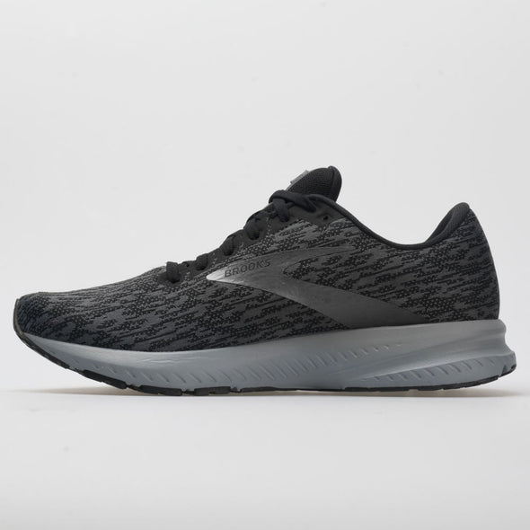 Brooks Launch 7 Knit Men's Black/Ebony/Primer